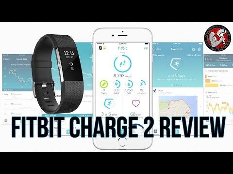 Fitbit Charge 2 Test | Der beste Fitnesstracker auf dem Markt ?!