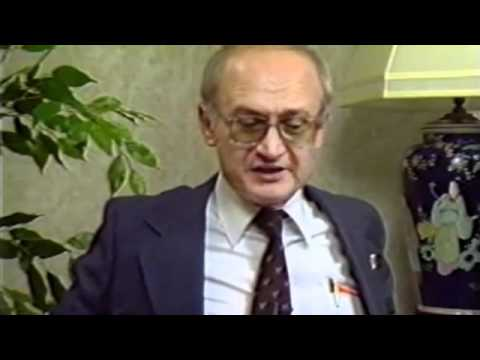 Former KGB agent explains subversion