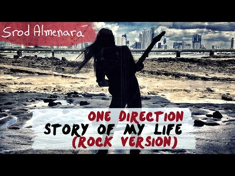 """One Direction  """"Story of My Life"""" Cover by Srod Almenara"""