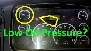8. What Causes Low Oil Pressure?  Troubleshooting And Causes Of Low Diesel Engine Oil Pressure.