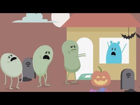 Dumb Ways To Die New Update Spooky Halloween - New Ways To Die - Halloween Zombies (видео)