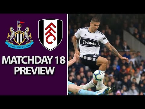 Video: Newcastle United v. Fulham | PREMIER LEAGUE MATCH PREVIEW | 12/22/18 | NBC Sports