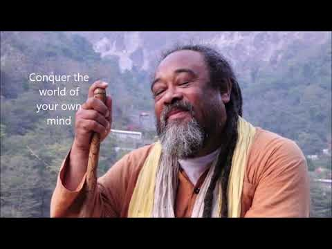 Mooji Quotes: Conquer the World of Your Own Mind