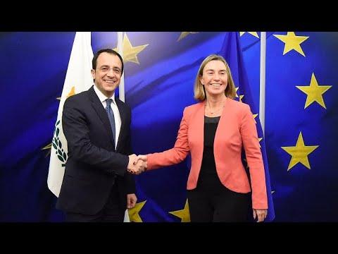 Συμβούλιο των Υπουργών Εξωτερικών ΕΕ: Συρία και κυπριακή ΑΟΖ στην ατζέντα…