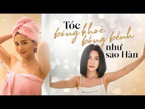 Chăm sóc tóc như sao Hàn - Sĩ Thanh