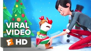 Nonton The Secret Life Of Pets Viral Video   Christmas  2016    Kevin Hart  Ellie Kemper Animated Movie Hd Film Subtitle Indonesia Streaming Movie Download