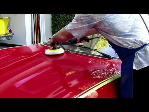 Detailing a 1972 Ferrari – Part 4 Cut and Polish