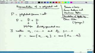 Mod-01 Lec-22 Convex Optimization
