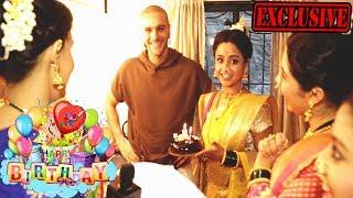 Karan Suchak Celebrates His Birthday With Peshwa Bajirao Cast & Telly Reporter | EXCLUSIVE