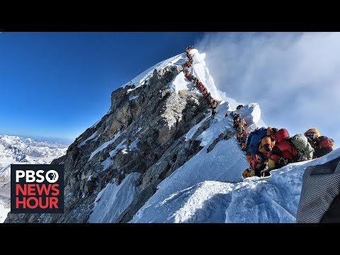 When the dream of summiting Everest becomes a nightmare