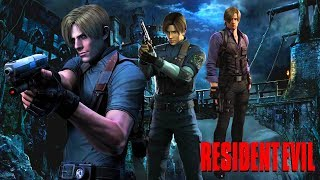 Video Resident Evil - Why Leon's Character Was Altered MP3, 3GP, MP4, WEBM, AVI, FLV Oktober 2018