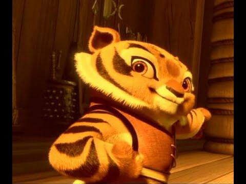 Kun fu panda 'Los secretos de los 5 furiosos' Tigresa