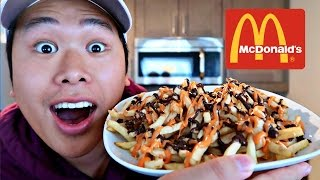 Video DIY MCDONALD'S HALLOWEEN FRIES!!! MP3, 3GP, MP4, WEBM, AVI, FLV April 2018