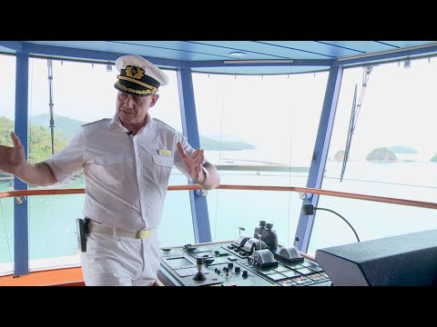 Der Herr der Hebel: Interview mit Aida-Kapitän Erik Kir ...
