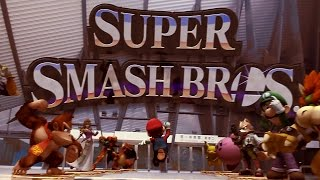 Super Smash Bros. – Mario Jumps into Battle! (fan trailer)