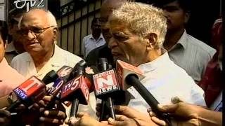 Delegation led by Chukka Ramaiah meets Sabita for Samara Deeksha permission