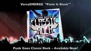 VersaEmerge videoklipp Paint It Black (Rolling Stones Cover)