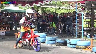 Video DRAG bike Kelas Motor Aneh Di Indonesia, 1 Joki Naik 2 Motor ??? MP3, 3GP, MP4, WEBM, AVI, FLV November 2017