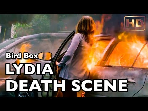 Bird Box - Lydia Death Scene