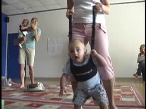 Walking Wings:  Babies Learn to Walk With Safely and with Confidence