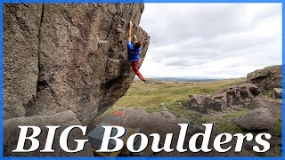 Ladstones Bouldering Vlog by The Climbing Nomads