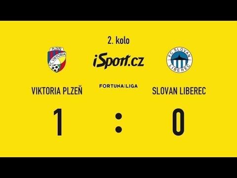 [Sestřih] Plzeň - Liberec 1:0 |30.7.2018| (2.kolo)
