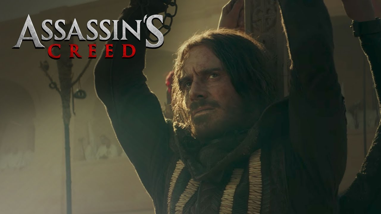 Available on Digital HD, His destiny is in his Blood. Michael Fassbender works in the Darkness to service the Light in 'Assassin's Creed' [Trailer]