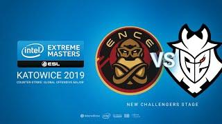 ENCE vs G2, game 1