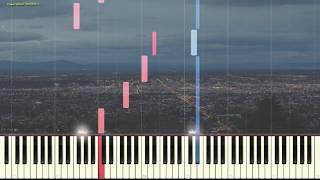 Song of Secret garden (Ноты и Видеоурок для фортепиано) (piano cover)