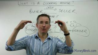 What is a clearing house?