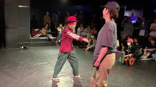 Lil Rebel vs Funky P – KOD 2020 WORLD CHAMPIONSHIP JAPAN POPPING BEST4 (Another angle)