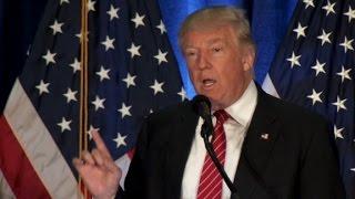 Poland (OH) United States  city photos : Donald Trump's full terrorism speech (Entire speech)