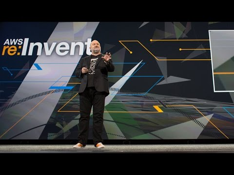 IMAGE AWS re:Invent Day 2
