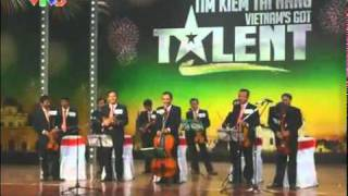 Vietnam's Got Talent 2011 - Phan 2