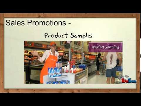 Sales Promotions