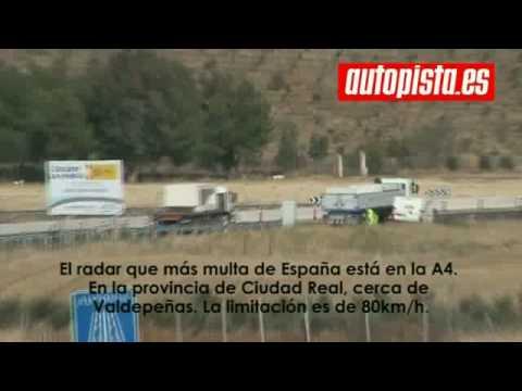 0 El radar que mas multa de España