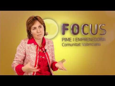 Julia Company, Directora General del IVACE, en #FocusPyme L'Alacantí