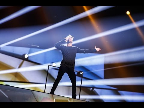 Sergey Lazarev - You Are the Only One (First Rehearsal) - Eurovision 2016, Russia (видео)