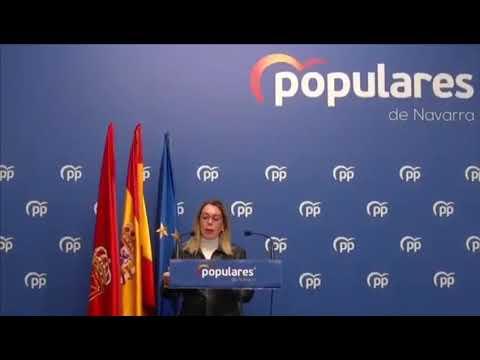 Rueda de prensa, estatuto País Vasco Amelia