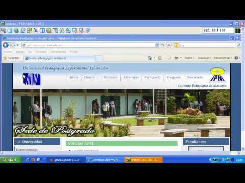 Video 0 de UltraVNC: Instalación y uso de UltraVNC