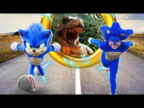Sonic The Hedgehog Ninja Kidz!