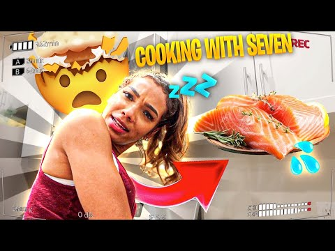 QUICK AND EASY!!! **STUFFED SALMON**