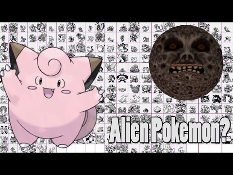 Pokemon Theory: Pokemon are Aliens?