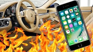 OMG! iPhone 7 EXPLODES!!!!, iPhone, Apple, iphone 7
