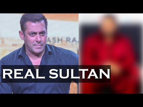 Guess Who Is Sultan For Salman Khan In Real Life