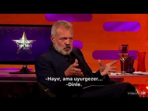 Jamie Dornan Uyurgezerlik Anısı (Türkçe Altyazılı)