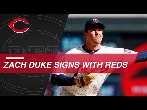 Video: Zach Duke hits free agency again in 2019