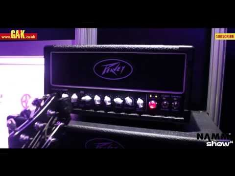 Peavey - Subscribe to GAK Vision for daily video demos and features - http://www.youtube.com/subscription_center?add_user=GAKVision Watch this video in my guitars pla...