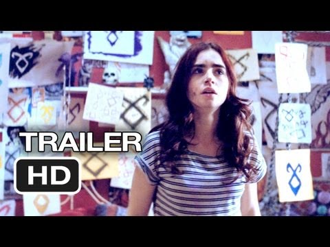 The Mortal Instruments: City of Bones TRAILER 2 (2013) - Lily Collins Movie HD Video