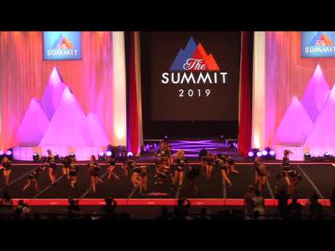 Summit 2019 Finals  - California All Stars Vegas – J Club - Med Junior 4 (summit 2019 Champions)
